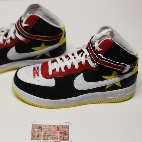 b226806cb6ff1 Nike Shoes | Air Force 1 Hi Rt Riccardo Tisci Victorious | Poshmark